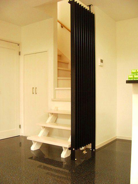 ヒートポンプ式パネルヒーターはお部屋のインテリアとして調和します