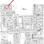 桜町売り地地図(地図)